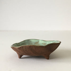 Footed Incense Burner/Dish