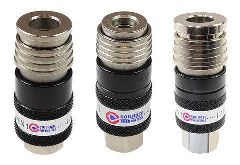 Coilhose Pneumatics Connectors and Couplers group