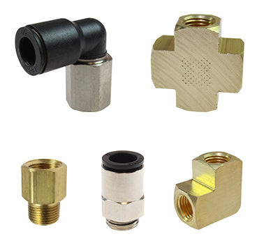Coilhose Pneumatics Fittings Elbows Nipples Adapters and Plugs group