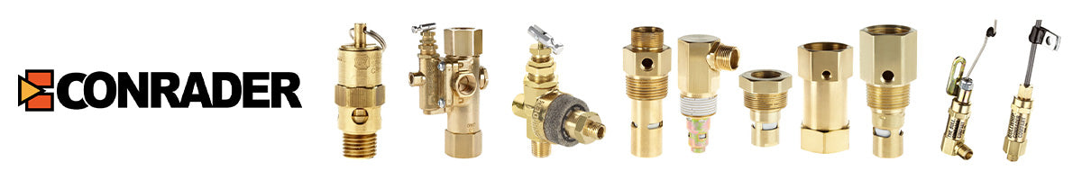 Conrader Check Safety Piloted Valves and Throttle Controls group