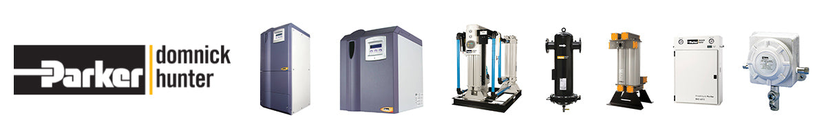 Domnick Hunter Generators Air Purifiers and Compressed Air Filters Group