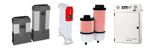 Domnick Hunter Breathing Air Purifiers Air Dryers and Mist Eliminators group