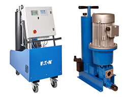 Eaton filtration systems mobile and stationary units