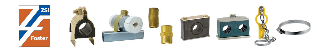 Foster fittings and clamps group