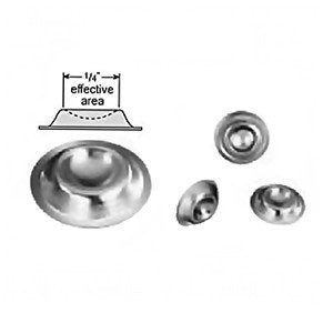 "HiP RD-1500 1/4"" Angled Seat Rupture Disc Stainless Steel"