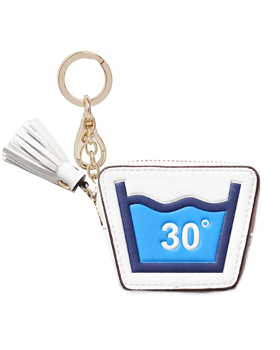 30 Degrees Key Ring Pouch
