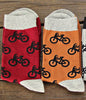 Bike Pattern Socks