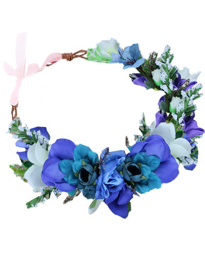 Meadow Floral Crown