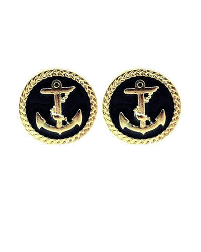 Maritime Stud Earrings