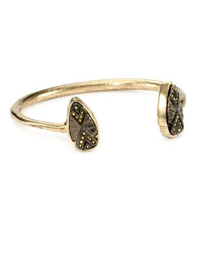 Arrowhead Bangle Cuff