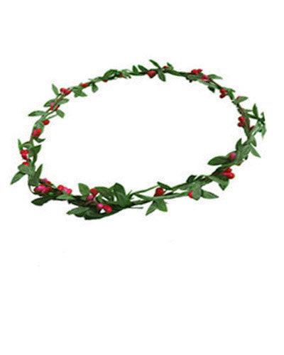 Holly Vine Crown