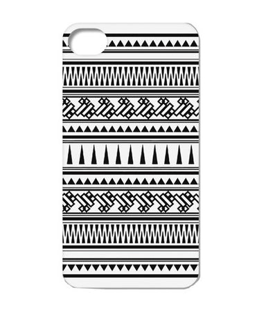 Contrast iPhone Case