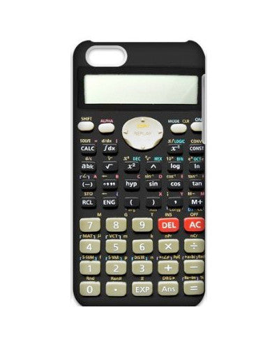Calculator Cell Phone Case