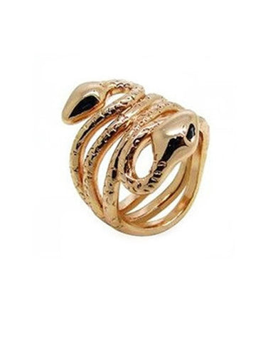 Statement Snake Ring