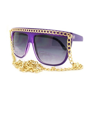 Chain Drop Sunglasses