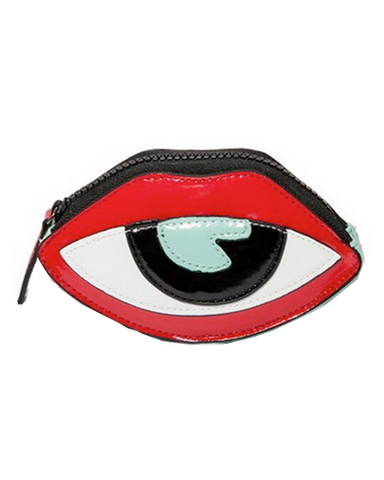 Evil Eye Makeup Pouch