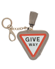 Give Way Key Ring Pouch