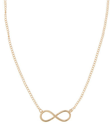 Infinity Loop Necklace