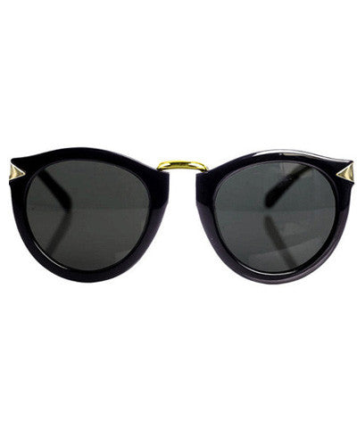 Metal Arrow Sunglasses