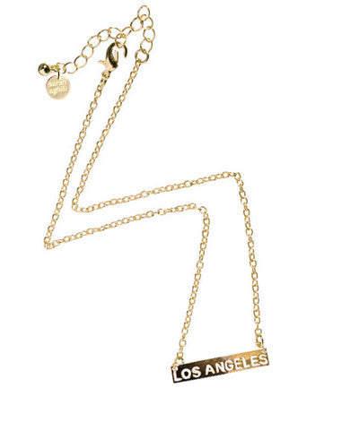 LA City Slicker Necklace