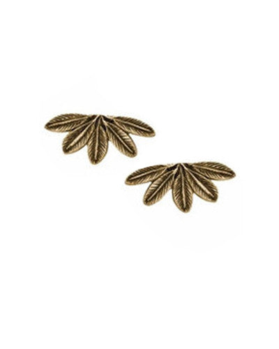 Feather Bundle Studs