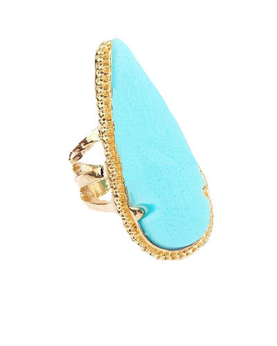 Statement Arrowhead Ring