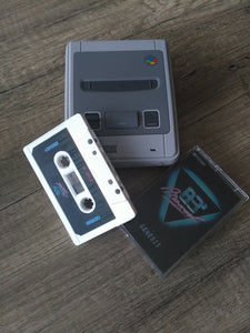 GENESIS - limited edition cassette tape - Marvel83´