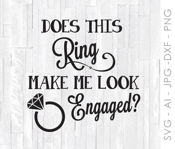 Ring Clipart For Circut Silhouette Vinyl Craft Design Ring Make Me L Lasting Expressions