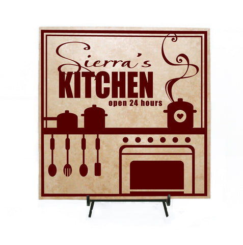 Kitchen Decor Wood Sign - lasting-expressions-vinyl