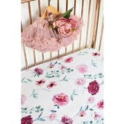 Wanderlust Fitted Cot Sheet