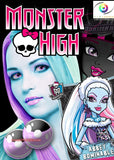 Monsters High contact lenses Abbey Bominable