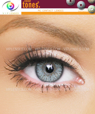 Colortones Light Blue Contact Lenses
