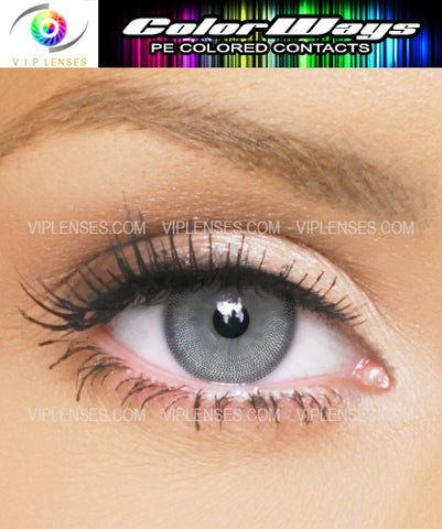 Colorways Slate Contact Lenses