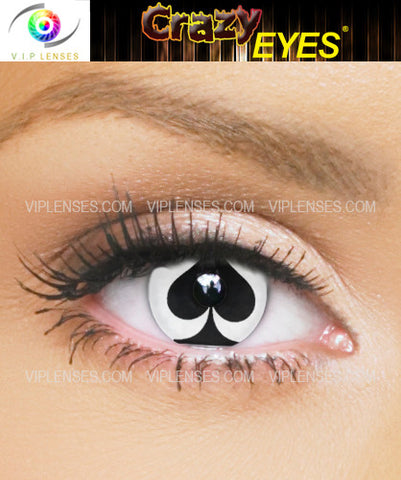 Crazy Aces Contact Lenses