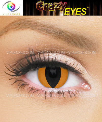 Crazy Anaconda Contact Lenses