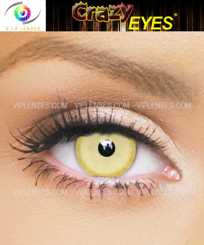 Crazy Avatar Contact Lenses