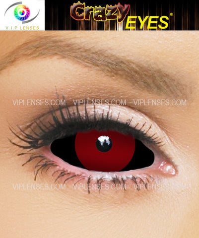 Crazy Blade Sclera Contact Lenses