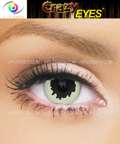 Crazy Boogeyman Contact Lenses