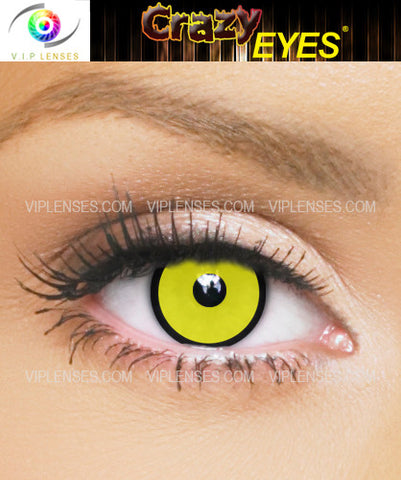 Crazy Crow Contact Lenses