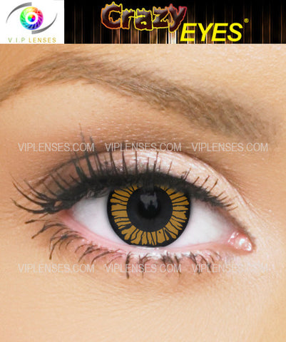Crazy Edward Twilight Contact Lenses