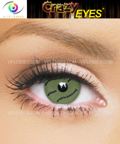 Crazy Frankenstein Contact Lenses