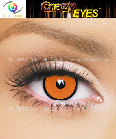 Crazy Froggy Contact Lenses