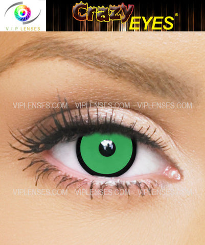 Crazy Haruno Sakura Contact Lenses