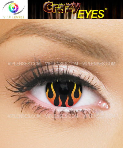 Crazy Icarus Contact Lenses