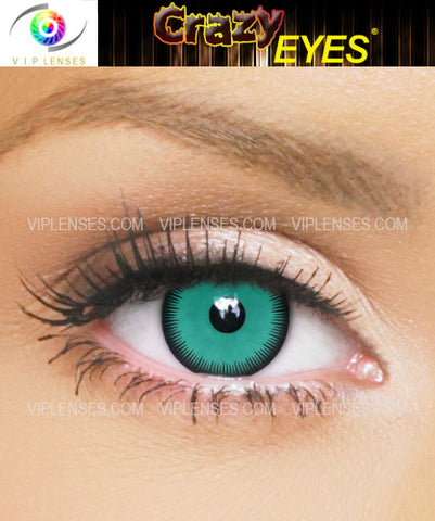 Crazy Link Contact Lenses