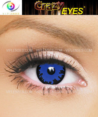 Crazy Naruto Contact Lenses