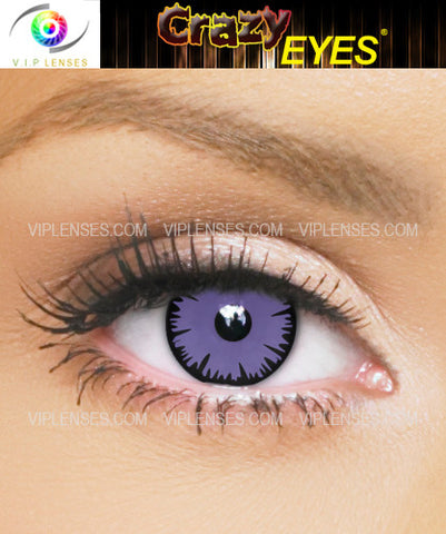 Crazy Necromancer Contact Lenses
