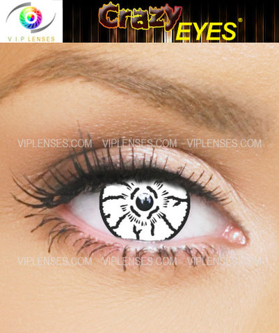 Crazy Neji 15mm Contact Lenses