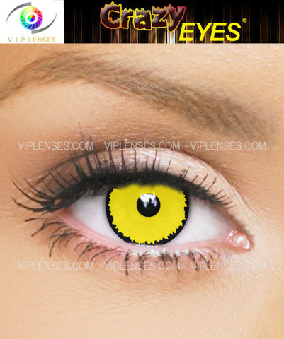 Crazy Raven Contact Lenses