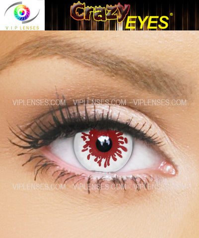 Crazy Reaper Contact Lenses